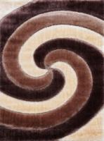 Berfin koberec 3D 2243 béžový