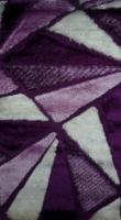 Shaggy Loop P073 V fialový