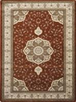 Klasický kusový koberec Anatolia 5328-V hnědý