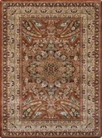 Klasický kusový koberec Anatolia 5381-V hnědý