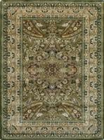 Klasický kusový koberec Anatolia 5381-Y zelený