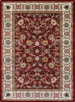 Klasický kusový koberec Anatolia 5640-B červený