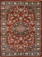 Klasický kusový koberec Anatolia 5857-V červený
