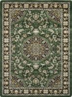 Klasický kusový koberec Anatolia 5857-Y zelený