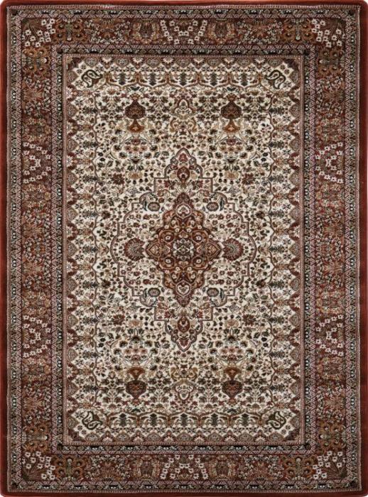Klasický kusový koberec Anatolia 5380-V hnědý