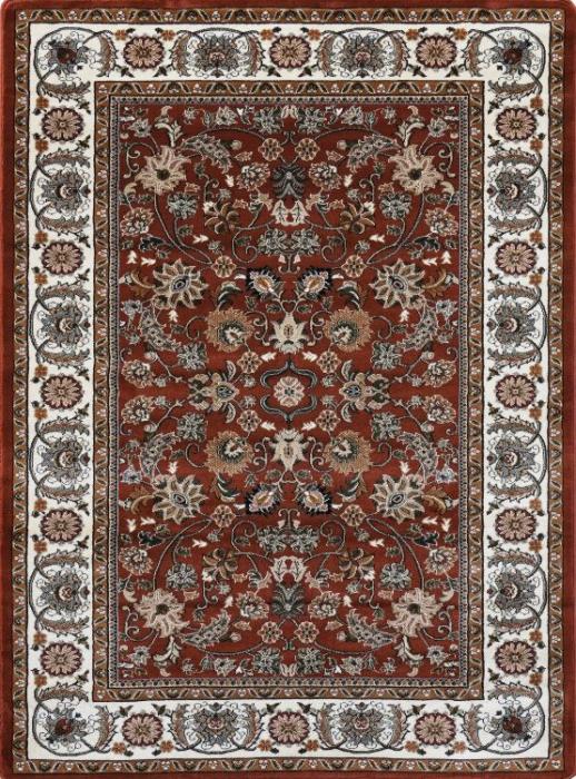 Klasický kusový koberec Anatolia 5640-V červený