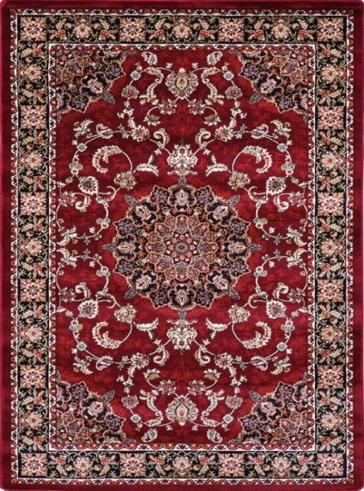 Klasický kusový koberec Anatolia 5857-B červený