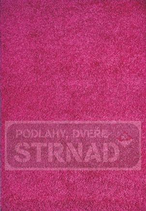 SPOLTEX EXPO SHAGGY růžová 5699-322