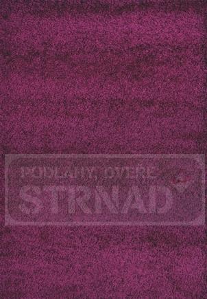 SPOLTEX SHAGGY PLUS fialový 957