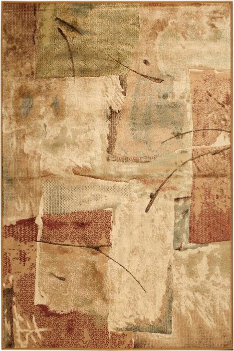 LUXUSNÍ KUSOVÝ KOBEREC TEHERAN 989-0405 hnědá 9282